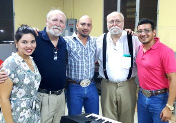 Visita Ministerio Tierra Común – Octubre 2016